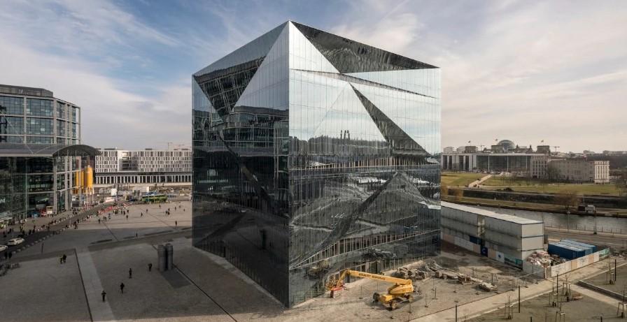 Alemania: Cube Berlin - 3XN Architects