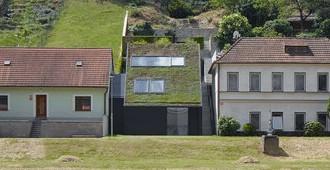 República Checa: Casa en Znojmo - Kuba & Pilař architekti