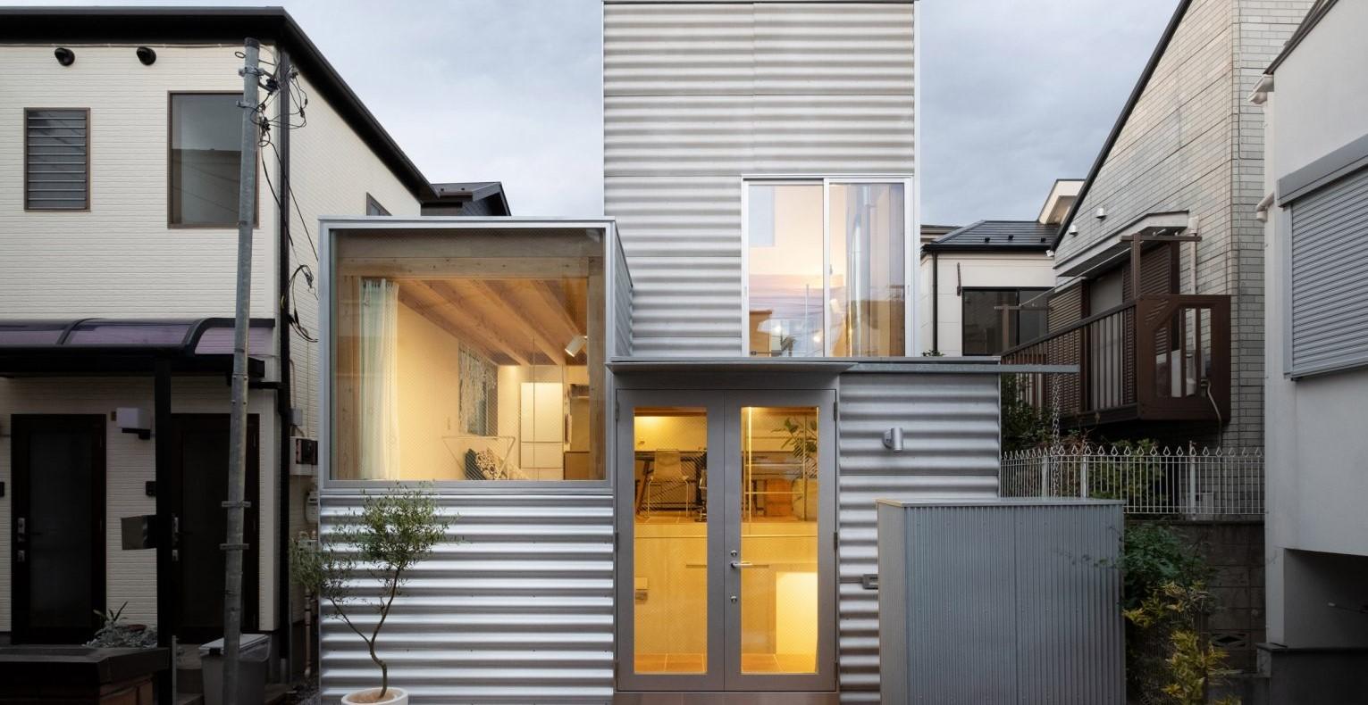 Japón: Casa en Tokio - Unemori Architects