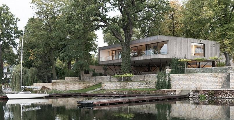 Alemania: Casa Junto al Lago - Carlos Zwick Architekten BDA