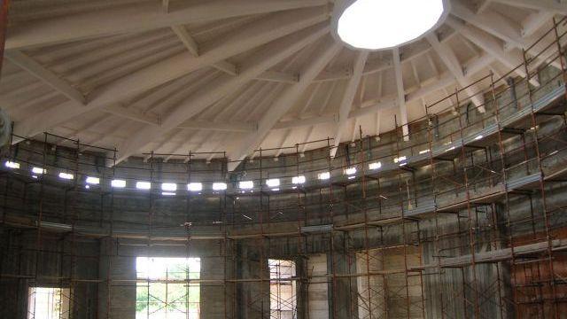 Holzbau SpA | Chiesa della Trasfigurazione a San Miniato Basso (PI)