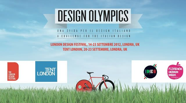 Design Olympics. Londra 14-23 settembre 2012