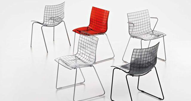 X3 by maxdesign, la lineare bellezza di una sedia