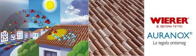 Legambiente promuove AURANOX®: la tegola contro lo smog
