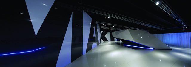 Nuova sala mostra Fiandre dedicata alle lastre Maximum