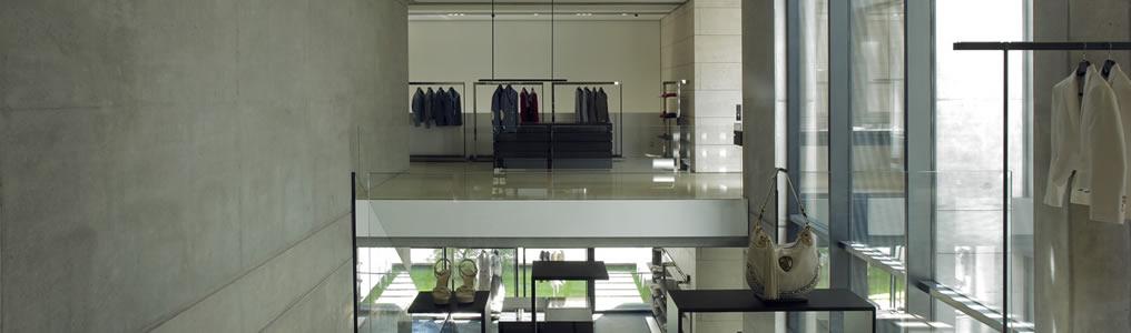 Eraldo's Fashion Building a Ceggia