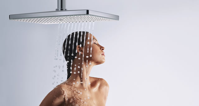 Hansgrohe soffione doccia Rainmaker Select