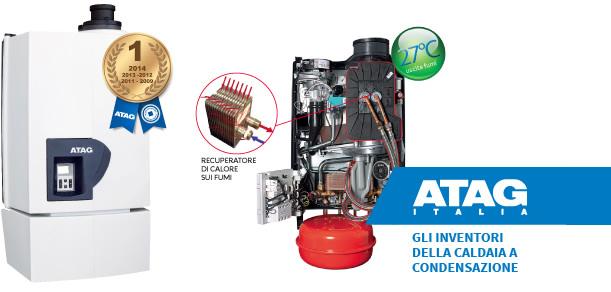 "Caldaia a condensazione ATAG ""A Serie Eco"""