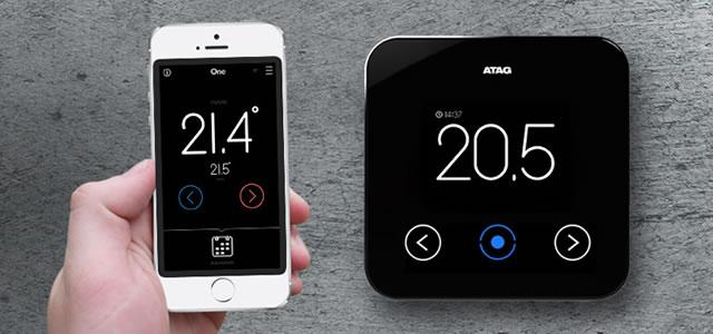Atag One crono termostato smart