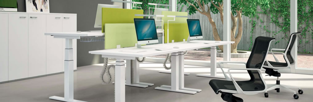 Latest scrivanie ufficio sit u stand with scrivanie ufficio - Scrivanie usate per ufficio ...