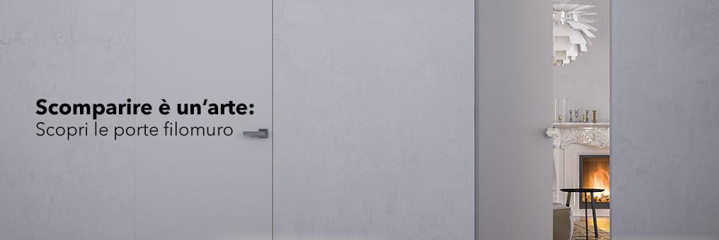 La linea SHODÕ di Eclisse: scorrevoli, battenti e battiscopa. Un segno continuo a zero spessore