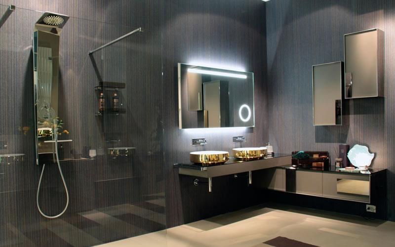Inda stanze da bagno da vivere. Un successo al Salone del Mobile: 4 ...