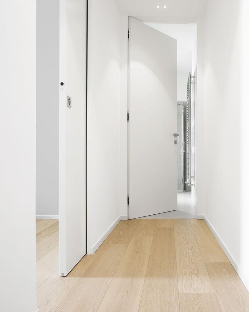 le porte syntesis line di eclisse scelte per un elegante. Black Bedroom Furniture Sets. Home Design Ideas