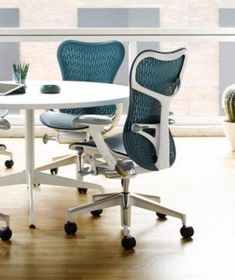 Le sedie Herman Miller: l'ergonomia incontra l'eleganza
