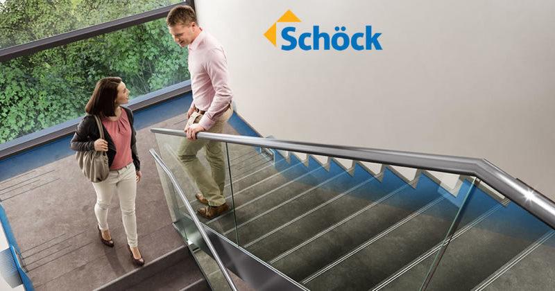 Isolamento acustico delle scale,Schöck presenta Tronsole® la linea blu contro i ponti acustici