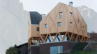 Alto Adige: la quotidianità dell'architettura contemporanea
