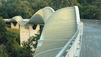 Singapore - parchi giardini architettura natura design