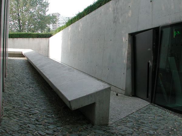 Museo ebraico di daniel libeskind a berlino 11 for Architetti on line gratuiti