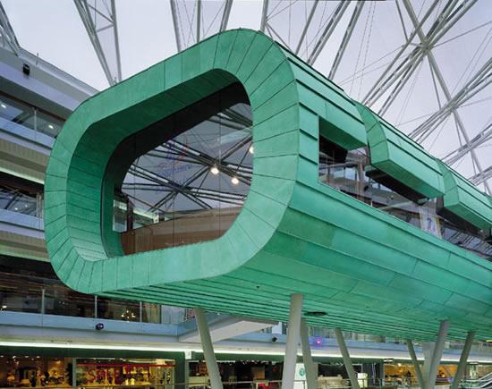 Un progetto di ristorante di Virgile & Stone per Villa Arena - Amsterdam