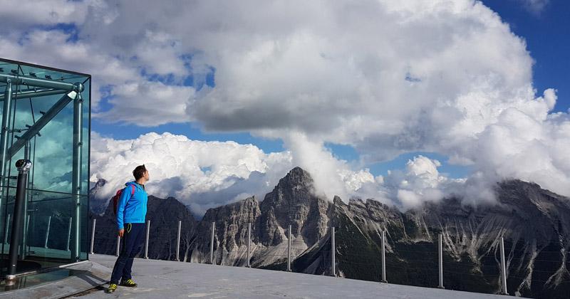 Tour Messner Mountain Museum. Trekking di architettura alpina nel cuore delle Dolomiti