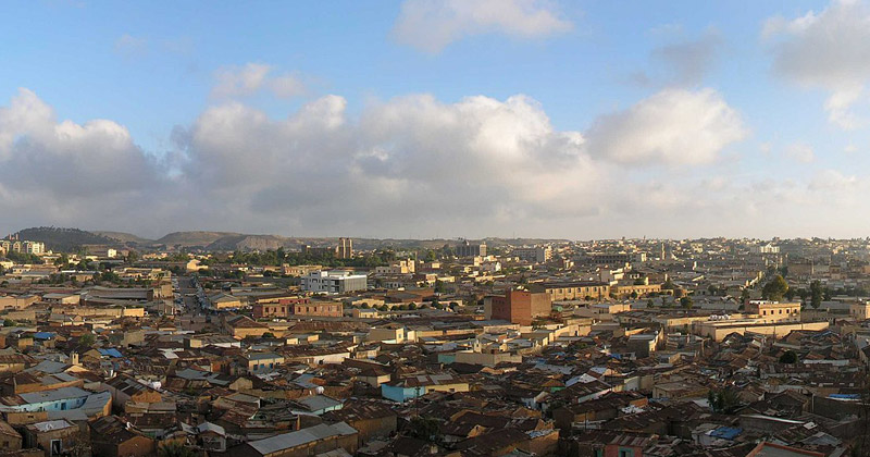 Eritrea: 6 giorni nel fascino dell'architettura coloniale italiana in Africa