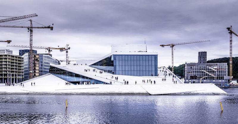 Viaggio alla Triennale di Architettura di Oslo