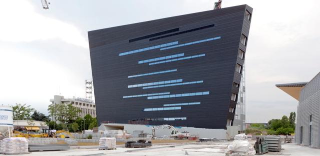 Un nuovo edificio per l universit di ca foscari yea p a - Uffici gtt porta nuova ...