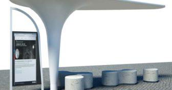 Le pensiline per il trasporto pubblico di Ischia: i vincitori del concorso PramDAI Design