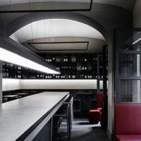 La Petrilleria, bottega gastronomica firmata dallo studio romano Insula, riceve un'importante menzione da In/Arch